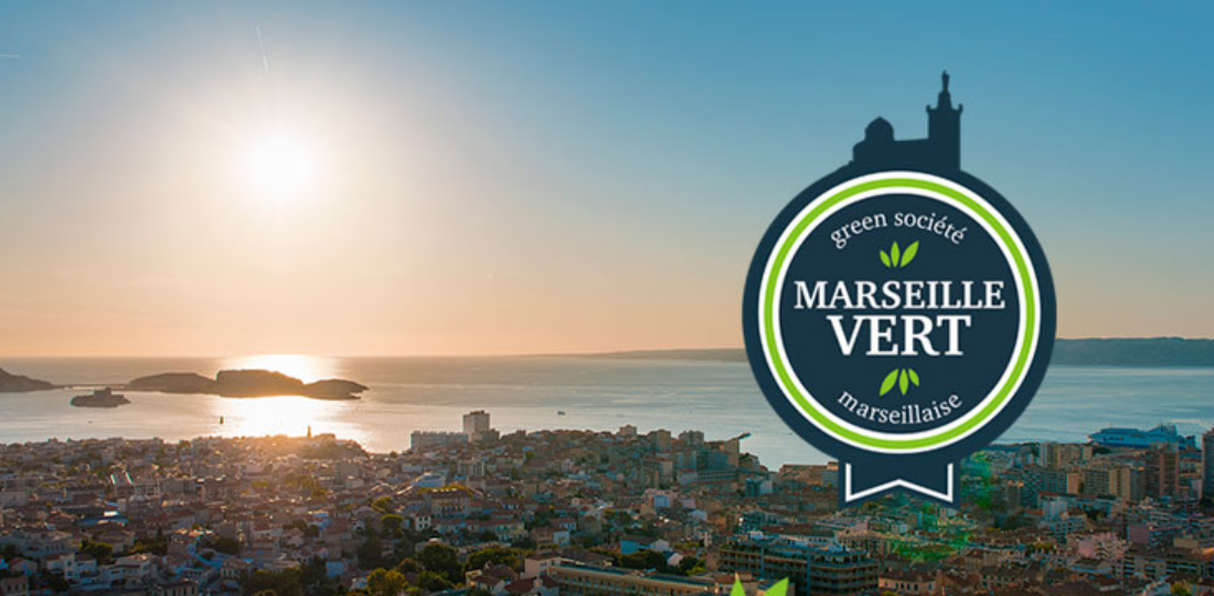Vous allez vous mettre au VERT à Marseille !
