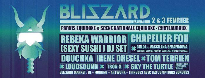 Le Blizzard festival de Châteauroux en 5 questions !